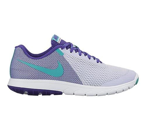 Nike 844729-500, Zapatillas para Mujer, Morado (Plst Clr JD FRC Prpl Whit), 37.5 EU: Amazon.es: Zapatos y complementos