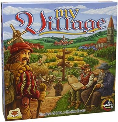 Uplay.it - My Village: Amazon.es: Juguetes y juegos