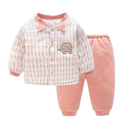OtoñO & Invierno NiñAs Bebé NiñOs Encapuchados Manga Larga De Una Sola Pieza Mamelucos Pijamas Traje
