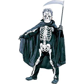 Kids Scary Skeleton Halloween Costume: Amazon.co.uk: Toys & Games