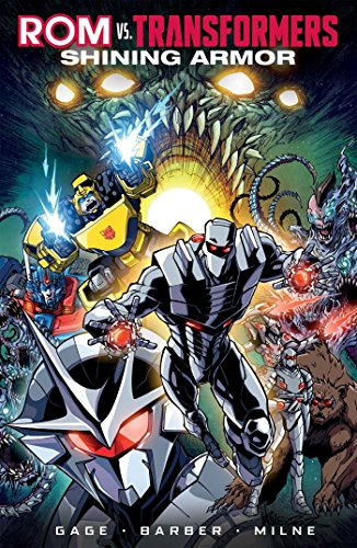 Rom vs. Transformers: Shining Armor