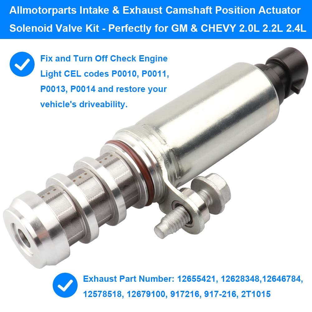 2.2 GM Vehicles Equinox Aupoko Exhaust Camshaft Position Actuator ...