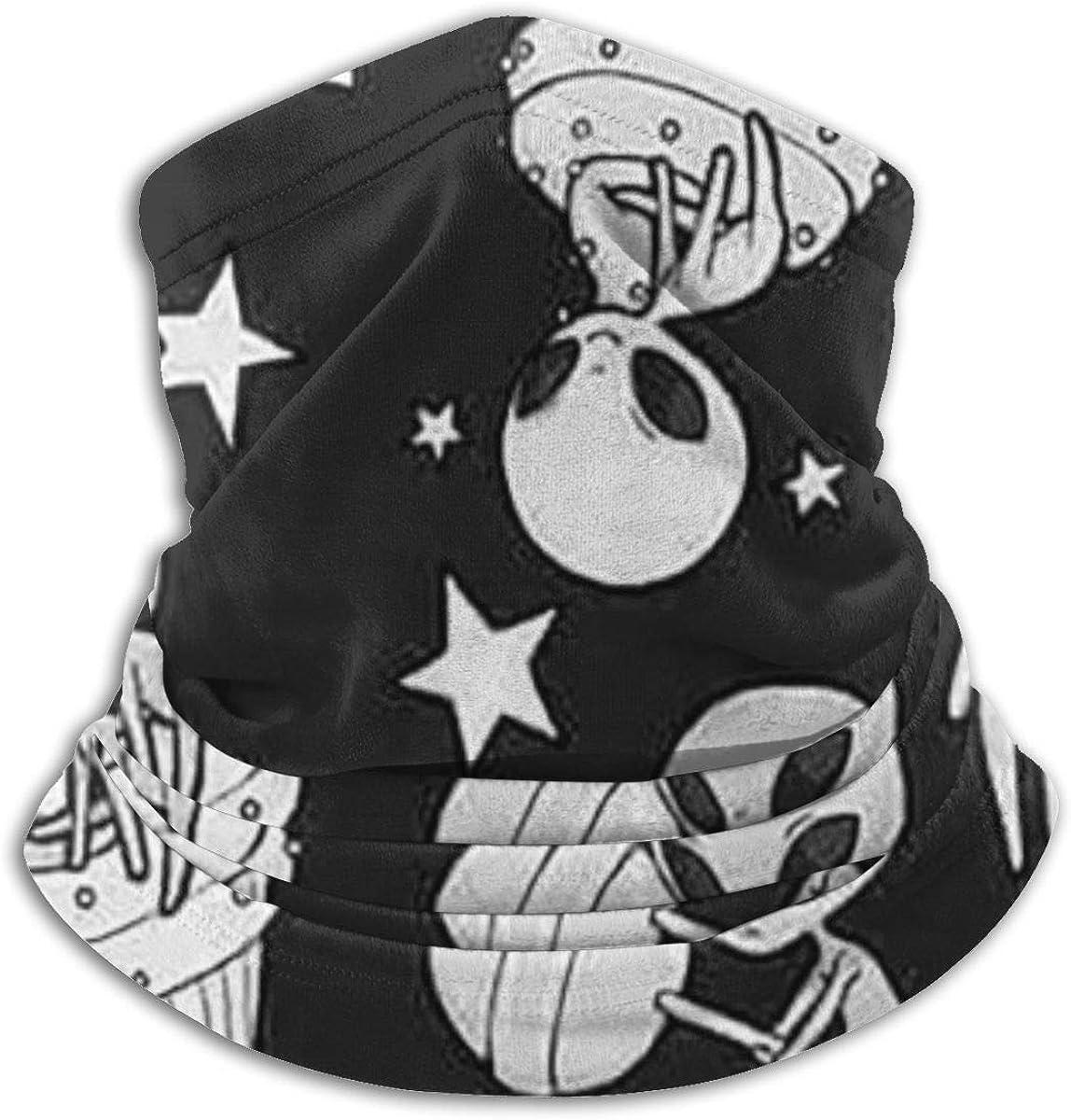 Univers Alien Seaml - Bandanas para la cara y la cabeza, bufanda para exteriores, ratas, deportes de música, festivales