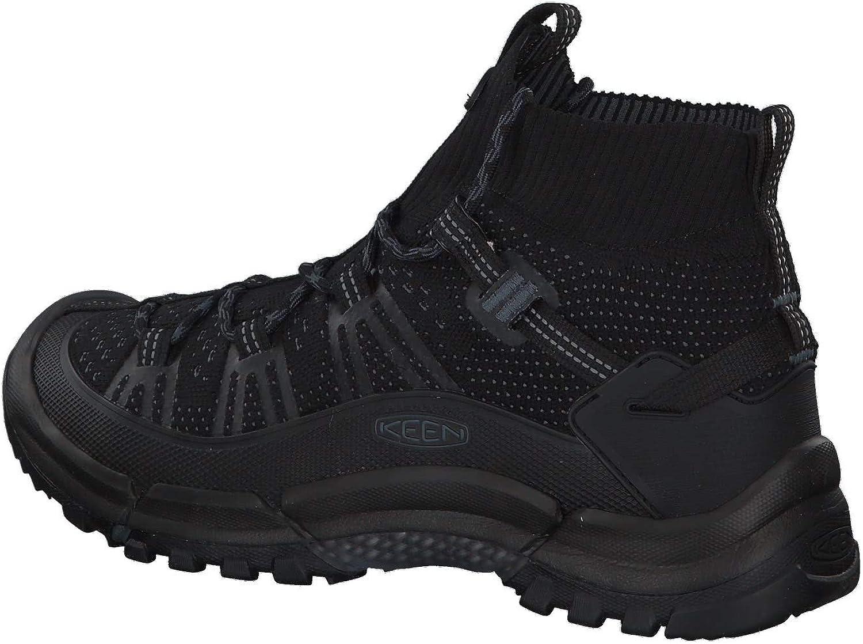 Keen Axis Evo Mid Mens Boots Black