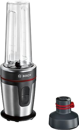 Bosch MMBM700MDE - Licuadora (0,5 L, Paso, Batidora de vaso, Negro, Acero inoxidable, CE, Acero inoxidable): Amazon.es: Hogar
