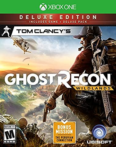 Tom Clancy's Ghost Recon Wildlands (Deluxe Edition) - Xbox One (Roxio Products)