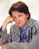 MICHAEL J. FOX signed autographed FAMILY TIES ALEX P. KEATON photo