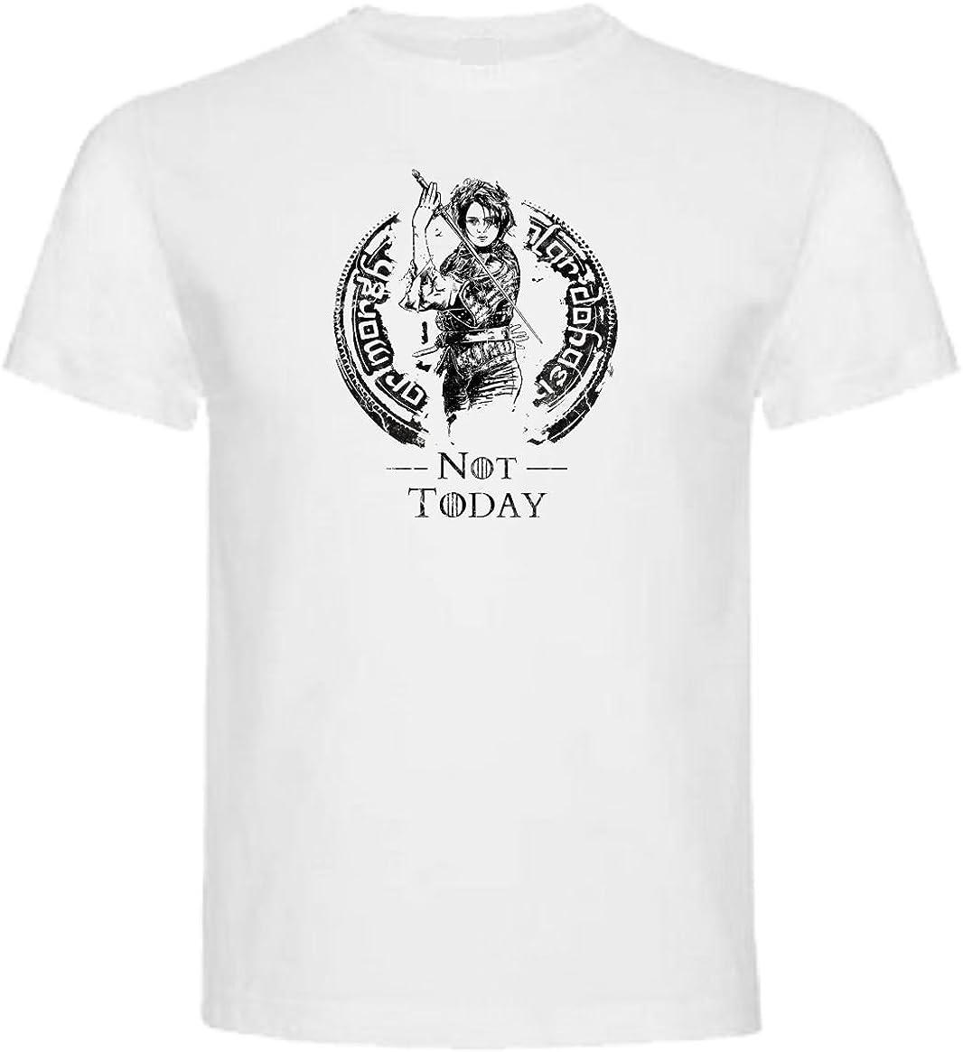 The Fan Tee Camiseta de Hombre Juego de Tronos Stark Tyrion Daenerys Stark Arya