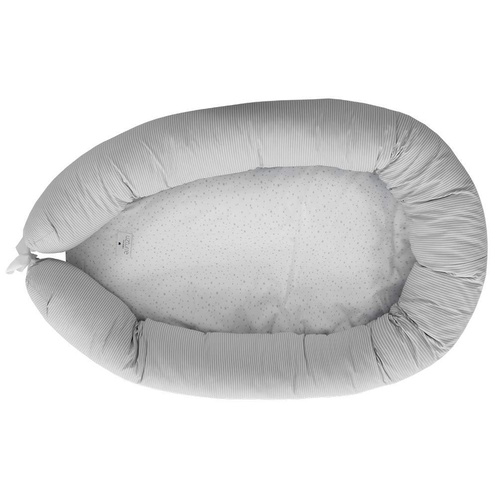 uzturre ameli–cuscino colocho, Unisex, colorgris Confecciones Uzturre