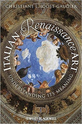 Book Italian Renaissance Art: Understanding its Meaning