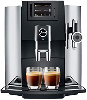 JURA E8 Automatic Coffee Machine