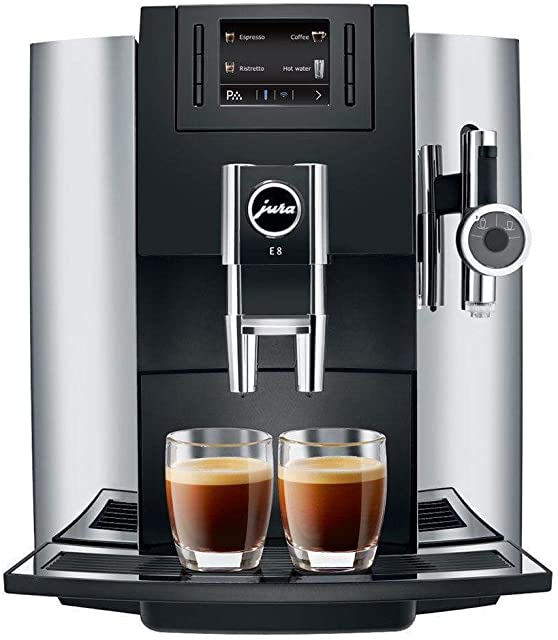 Jura 15097 E8 Espresso Coffee Machine