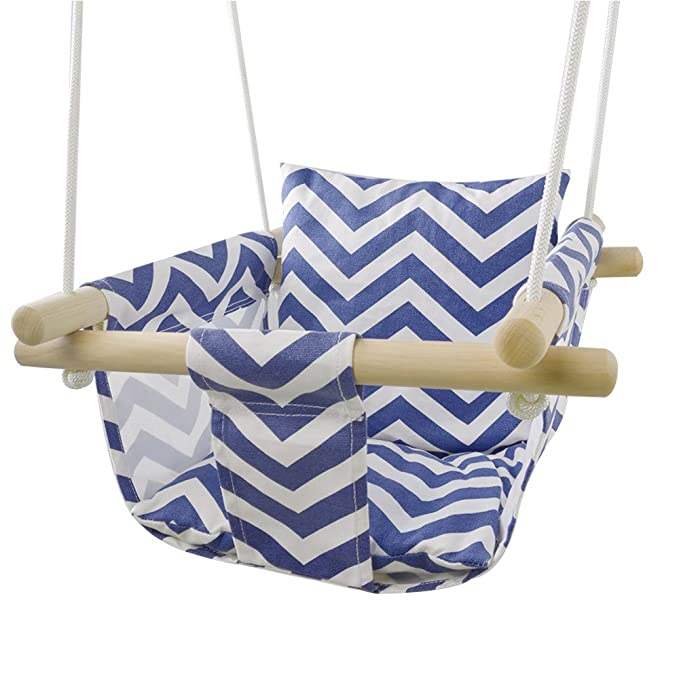 Secure Canvas Hanging Swing Seat