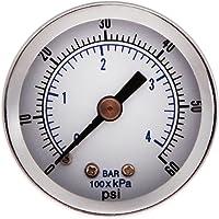 xllLU Air Compressor Pressure Regulator Switch Valve Gauge W Male ...