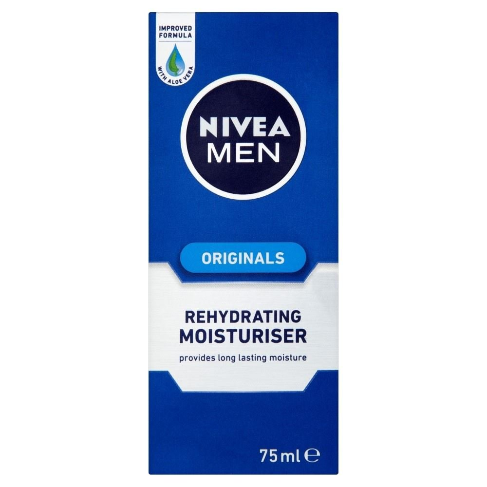 Nivea Men Originals Rehydrating Hydratant (75ml) - Paquet de 6
