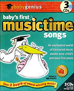 Baby's First Musictime Songs