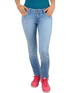 dce5bb03c8 Pantalon de Mezclilla Azul Marino Corte Entubado  Amazon.com.mx ...