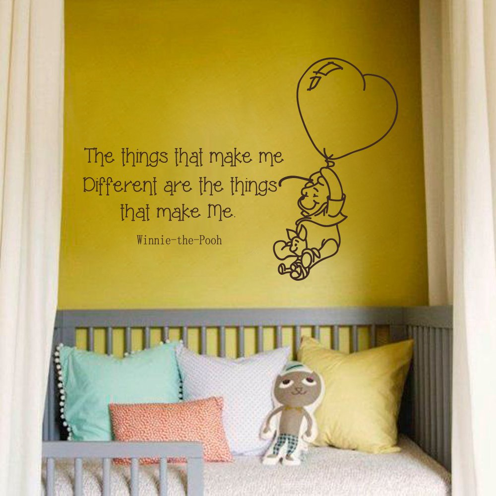 Classic Winnie the Pooh Quotes - The things that make me different ...
