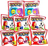 GoGo's Crazy Bones - Series 6 Superstar - (8 Pack Lot)