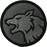 Wolf Head Morale Patch (ACU Dark (Foliage Green))