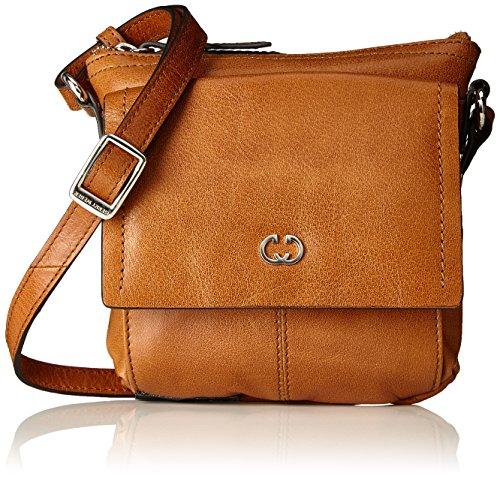 Bag Aragonien Weber Brown Ii cognac Svz Shoulderbag Woman Shoulder Gerry UY5pqxp