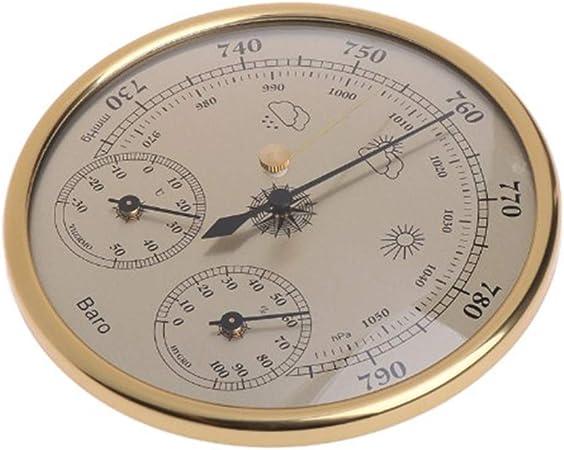Zantec Barometro Strumento di misurazione del Tempo atmosferico delligrometro del termometro delligrometro del termometro del termometro di Alta precisione