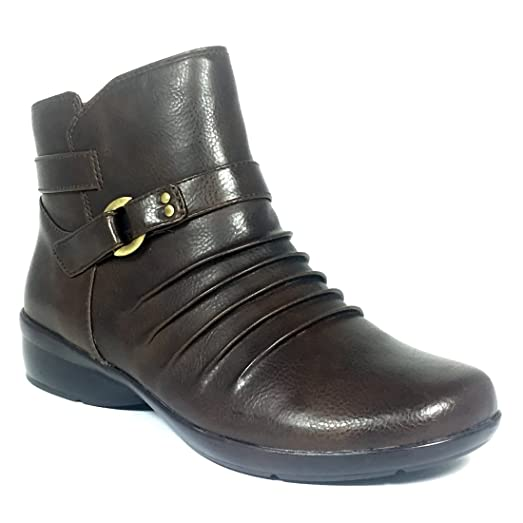 2017 Classic Natural Soul Coltraine Ankle Boot Black