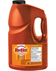 Frank's RedHot, Hot Sauce, Buffalo Wings Sauce, 3.78L