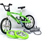 Remeehi Professional Alloy Mini Finger Mountain Bike BMX Bicycle Cool Finger Toys Suit Kids Boy Game Toy