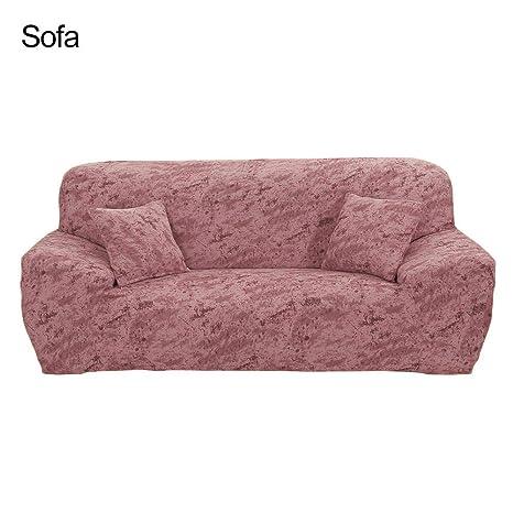 popchilli Funda de sofá Extensible Todo Incluido, Funda ...