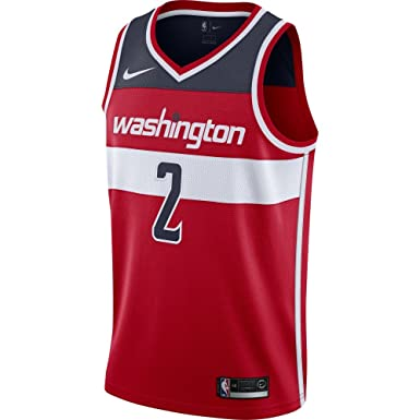 1e962fc9e945 Amazon.com  NIKE NBA Washington Wizards John Wall Basketball Jersey ...
