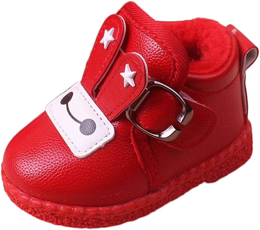 YanHoo Zapatos para niños Zapatos de otoño e Invierno ...