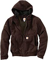Carhartt Men's 101691 Full Swing™ Sandstone Active Jac - Sherpa Lined
