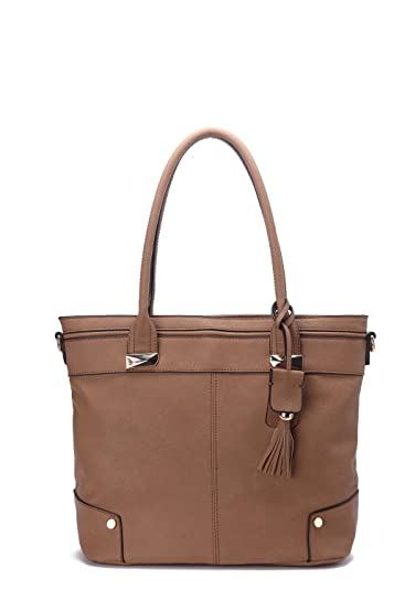 dcb39a7a9fe Amazon.com: MKF Collection Zayla Designer Tote Handbag by Mia K. Farrow:  Shoes