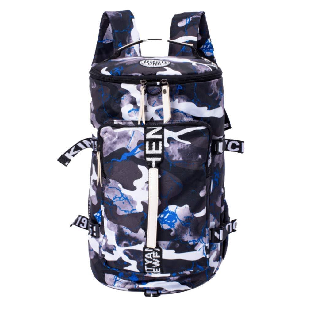 Tronet Travel Backpack for Women,New Men and Women Outdoor Mountaineer Bag Fold Backpack Waterproof Shoulder Bag