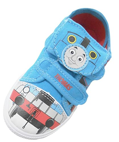 THOMAS THE TANK ENGINE Hi Top Canvas Boots//Trainers Infant UK Sizes 5 /& 6 NEW