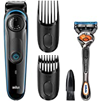 Braun Braun Beard Trimmer BT3040  – Ultimate precision for 100% control of your style
