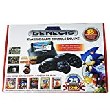 SEGA Genesis - Classic Game Player Deluxe 85 Built-in Games New 2016