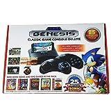 Sega FB8280X Genesis Classic Game Console Deluxe