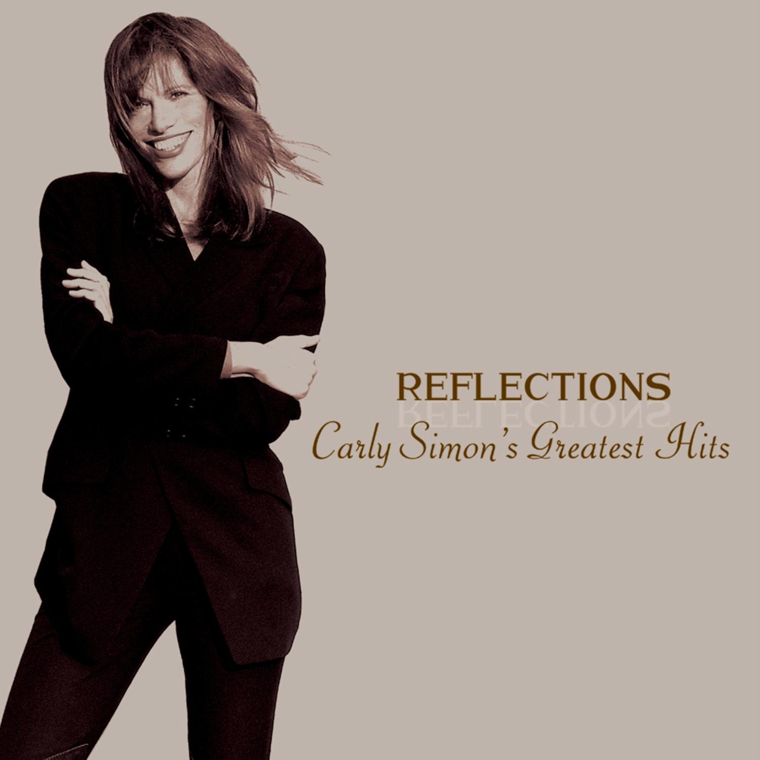 CD : Carly Simon - Reflections: Carly Simon's Greatest Hits (Remastered)