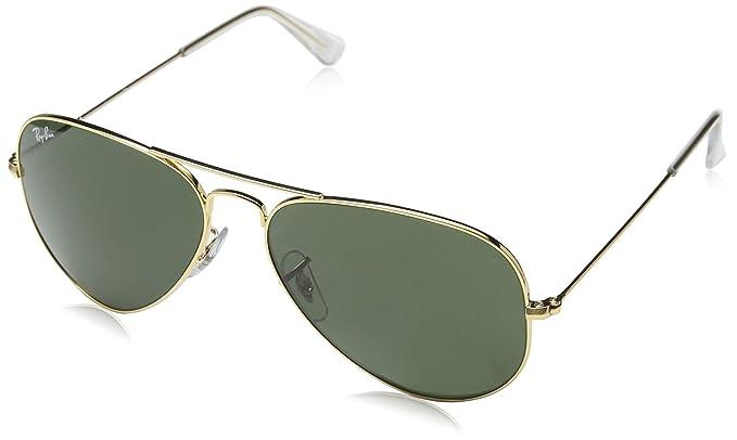 Amazon.com: Ray-Ban 3025 - Gafas de sol grandes estilo ...