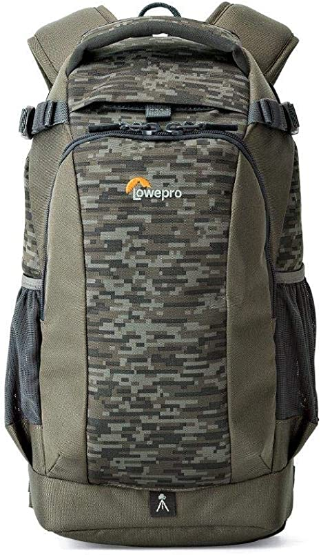 Lowepro Flipside 200 AW II Rucksack, micapixel camouflage