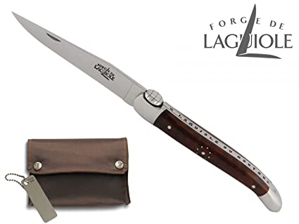 Amazon.com: Forge de Laguiole – Navaja (Routard cuchillo de ...