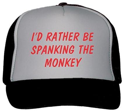 Www spank d monkey com