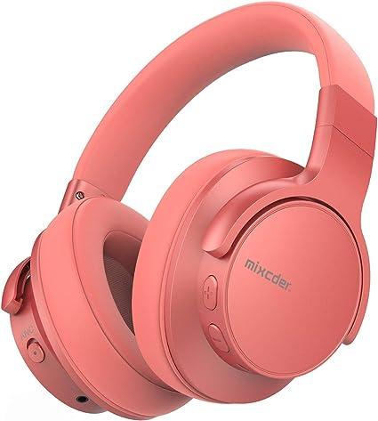 Mixcder E7 ANC Noise Cancelling Headphones Bluetooth 5.0 Over Ear Headphone