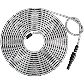 Amazon.com : Hose Hero - Stainless Steel Garden Hose, Lightweight ...