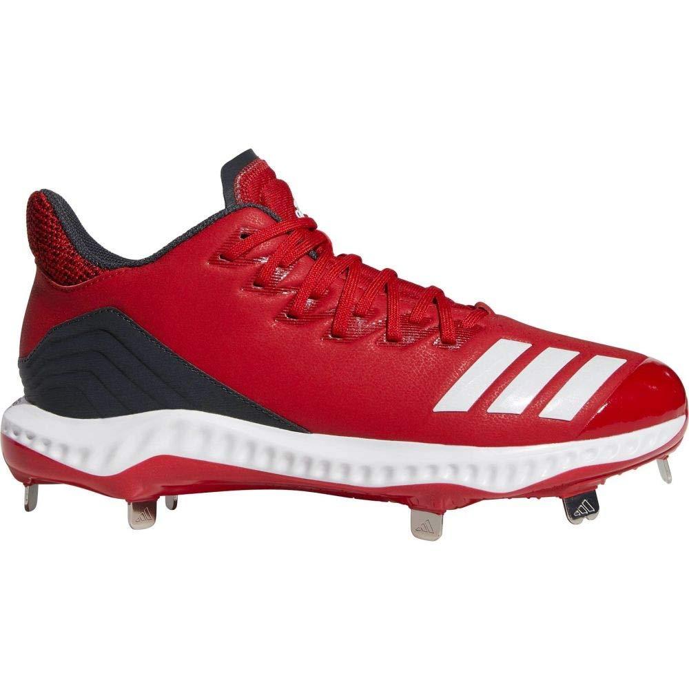 (アディダス) adidas メンズ 野球 シューズ靴 adidas Icon Bounce Metal Baseball Cleats [並行輸入品] B07GJGW5NB 9.5-Medium