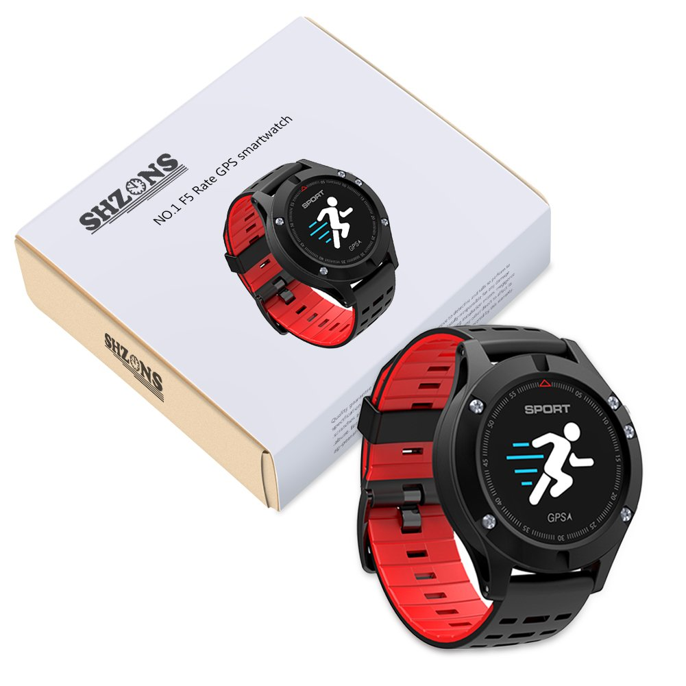 Amazon.com: big-time F5 Sports Smart Watch Altimeter ...