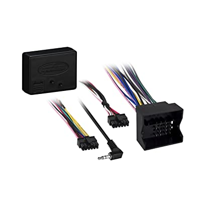 Metra XSVI-9003-NAV Non-Amplified Non-OnStar Harness to Retain Accessory Power: Car Electronics