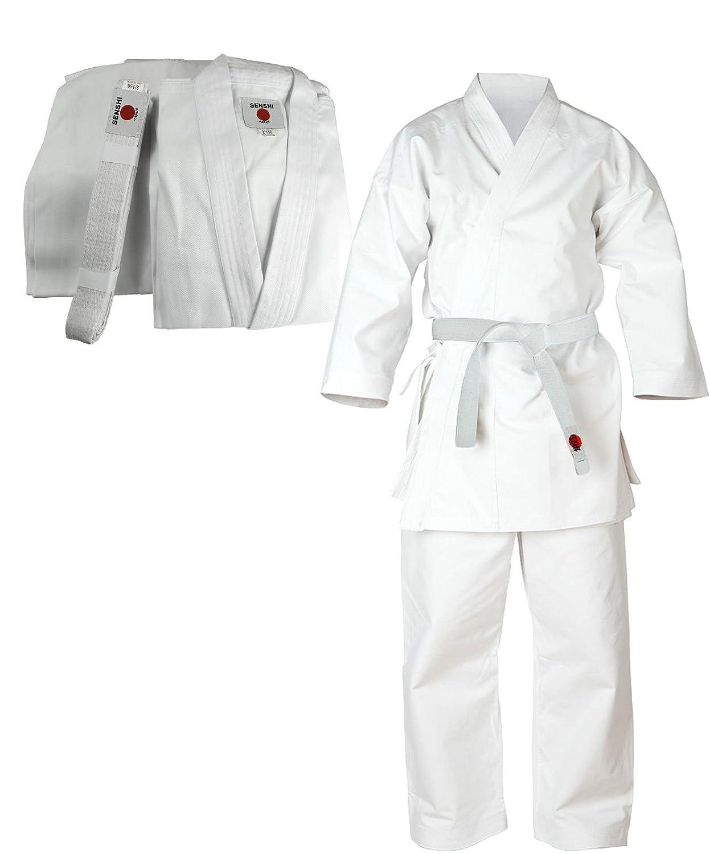 Uniforme de algodón Karate Gi, de Senshi, para estudiantes ...
